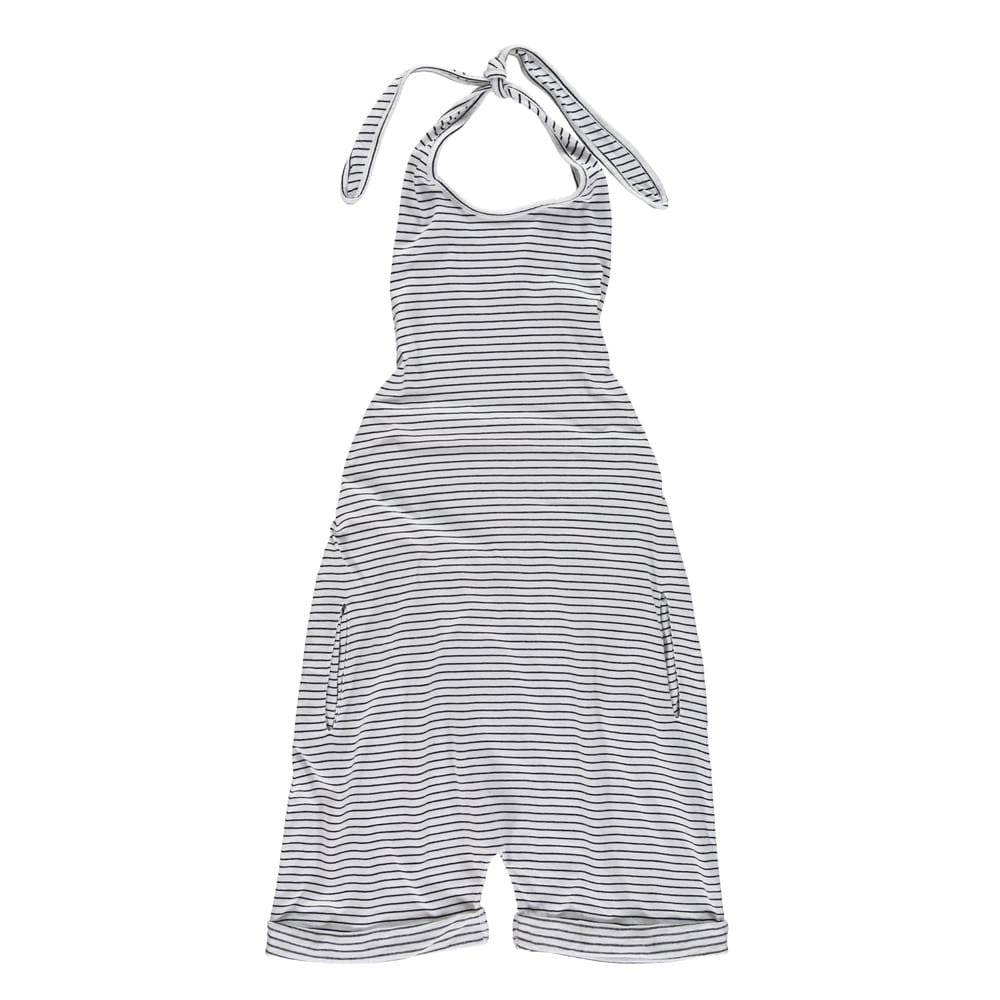 Yporqué - Short Overall striped