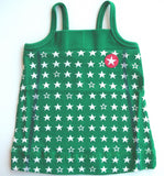 KIK-KID baby Star dress - green
