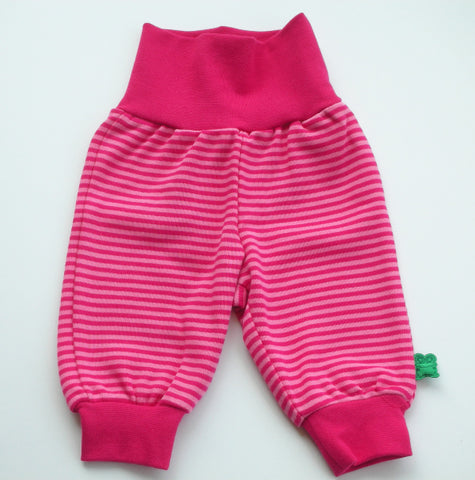 Smilla by Green Cotton, fuchsia pants