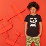 yporque - Gorilla sound tee - kids fashion