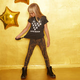 yporque - Rock leggings - kids fashion