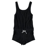 yporque - Towel Jumpsuit - black