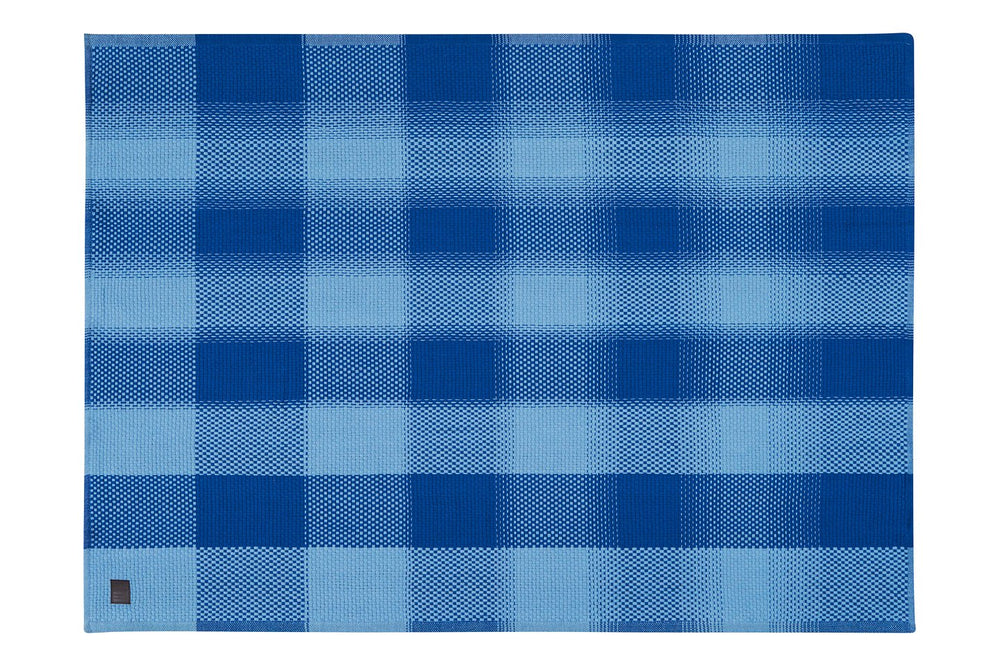 MELTING CHESS BLUE - THROW