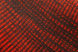 SURFACE WAVES RED - RUG