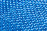 GRADIENT BLUE WOOL - THROW