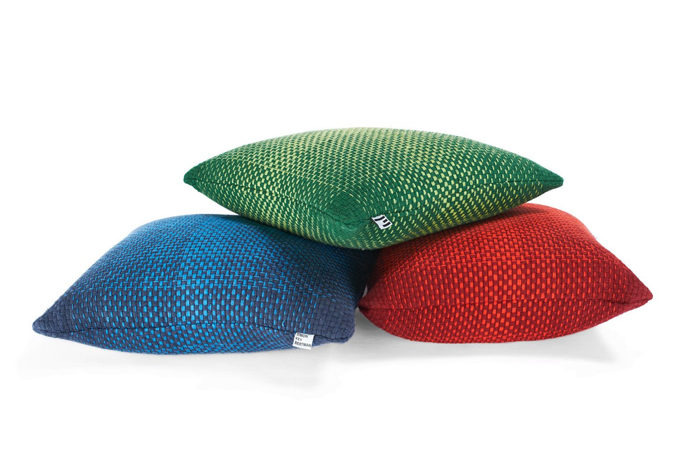 RGB BLUE - CUSHION COVER