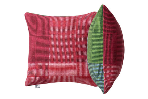 NAPPING PETROL & PINK - CUSHION COVER