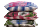 SHOELACES CLAM - CUSHION COVER