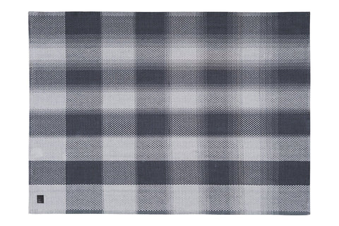 MELTING CHESS GREY - THROW