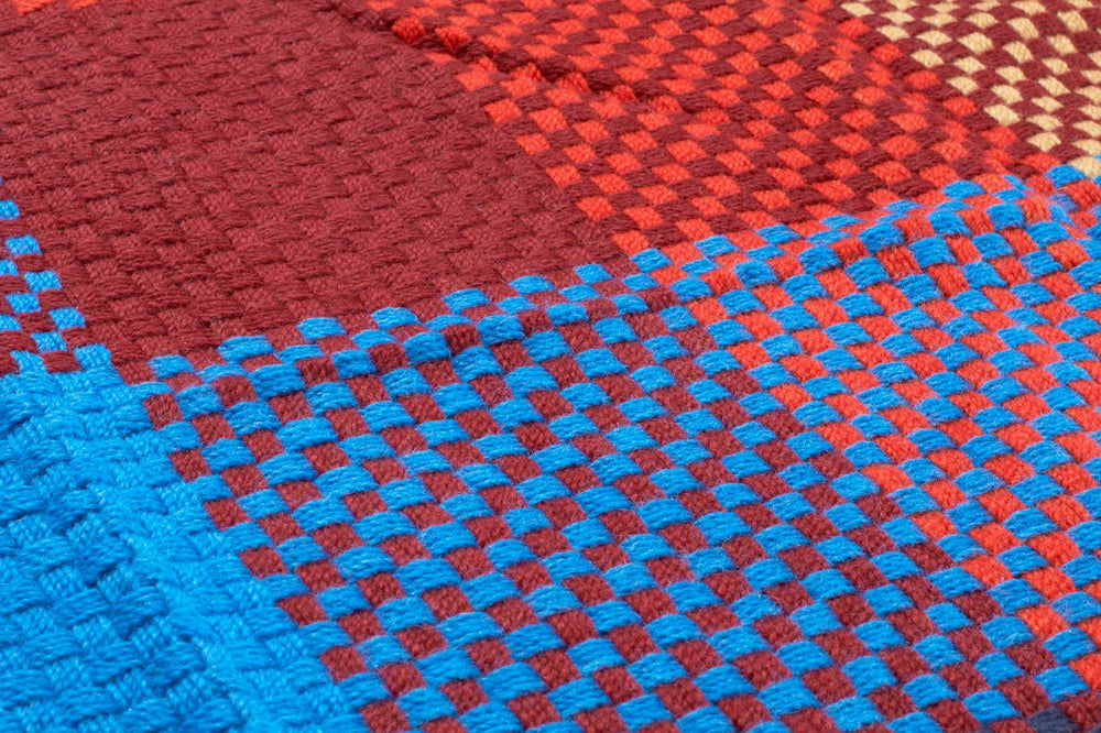 CHESS MULTI WOOL - THROW