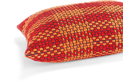 SHOELACES SNAPPY RED - CUSHION COVER