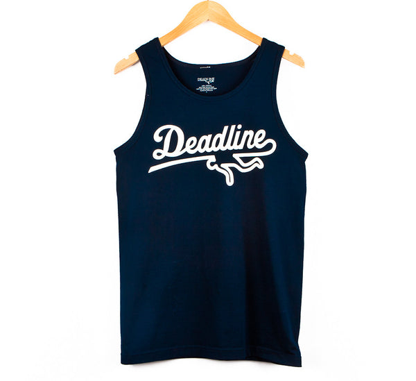 Deadline - Sports Logo Tank