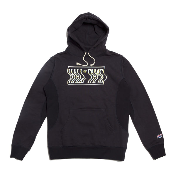 Hall of Fame - Swerve Pullover Hoodie Fleece