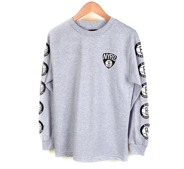 AfterMidnight - Long Sleeve BK Nets