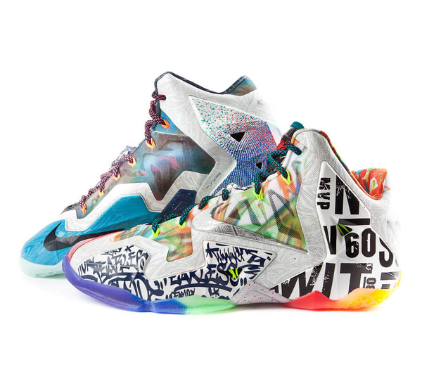 "Nike Lebron 11 Premium ""What The LeBron"" *"