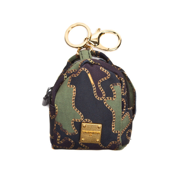 Sprayground - Camo Chains Mini Pouch Keychain