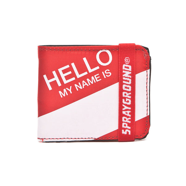 Sprayground - Hello My Name Is Wallet
