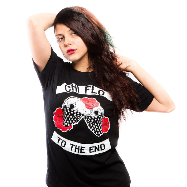 "Chi Flo - ""To The End"" Tee"