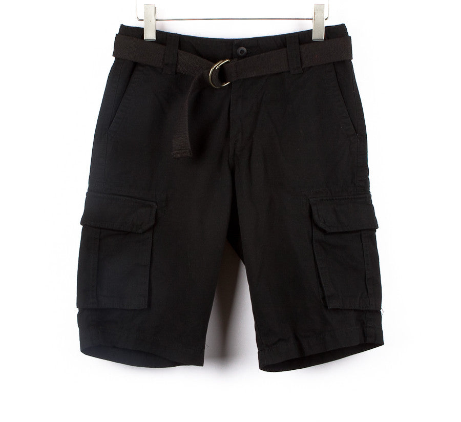 Waimea - Black Cargo Shorts