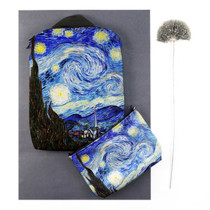 "Set Vincent van Gogh ""The Starry Night"""