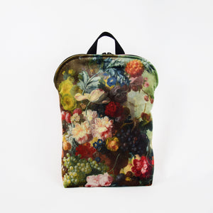 "Jan van Os ""Fruit and Flowers in a Terracotta Vase"" backpack"