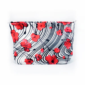 "Cosmetic bag ""POPPY LOVE"""