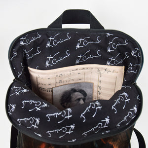 "M. K. Čiurlionis ""Castle Fairy Tale"" backpack"