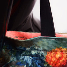 "Load image into Gallery viewer, Jan van Os ""Fruit and Flowers in a Terracotta Vase"" tote bag"