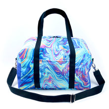 "Load image into Gallery viewer, Travel bag ""RAINBOW OCEAN"""
