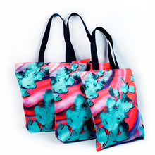 "Load image into Gallery viewer, Tote bag ""MIDNIGHT"""