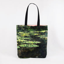 "Load image into Gallery viewer, Claude Monet ""Water Lilies"" shopper / tote bag"