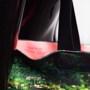 "Claude Monet ""Water Lilies"" shopper / tote bag"