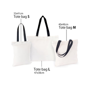 "Tote bag ""BLOOMING FIRE"""