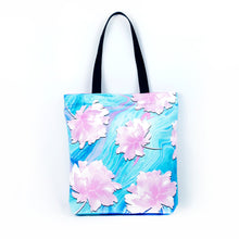 "Load image into Gallery viewer, Tote bag ""FIRST KISS"""