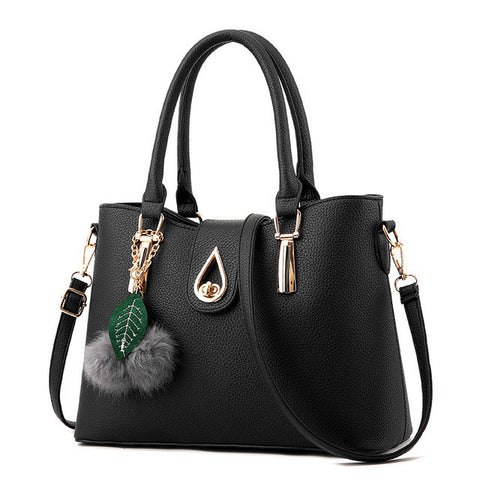 Grace - Black - Shoulder Bag