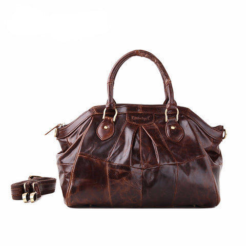 Jasmine - Retro Style Leather Handbags