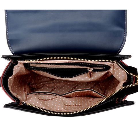 CatLover - Dark Blue - Messenger Bag