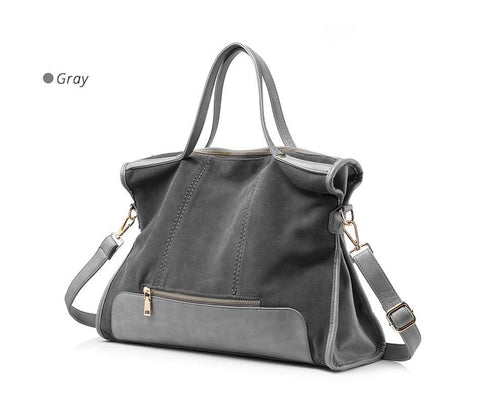 Jasper - Grey - Tote Bag