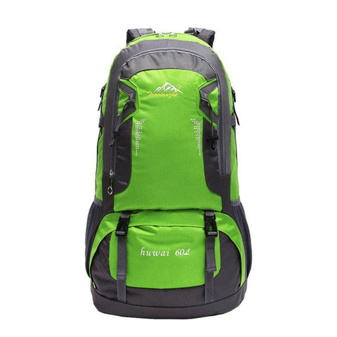 Jack - Green - Backpack