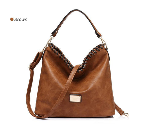 Abby - Brown - Tote Bag