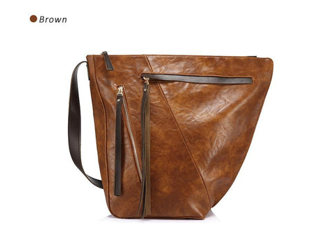 Arielle - Brown - Shoulder Bag
