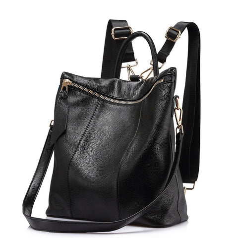 Felicity - Black - Satchel