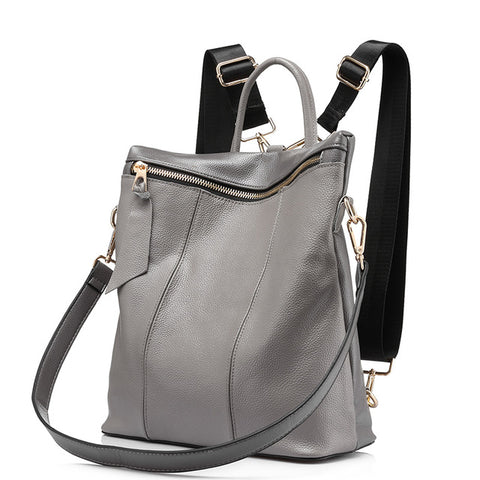 Felicity - Grey - Satchel