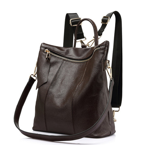 Felicity - Coffee - Satchel