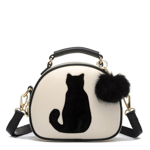 CatBaby - Beige - Shoulder Bag