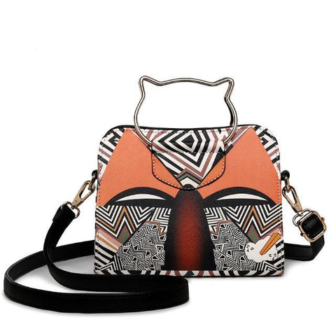 CatFantasy - ZigZag - Shoulder Bag