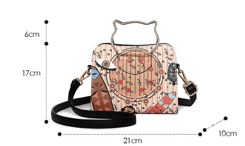 CatFantasy - Eye - Shoulder Bag