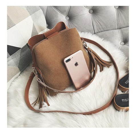 Olivia - Brown - Shoulder Bag