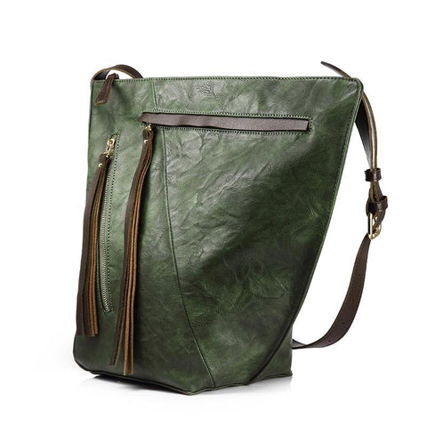 Arielle - Forest Green - Shoulder Bag