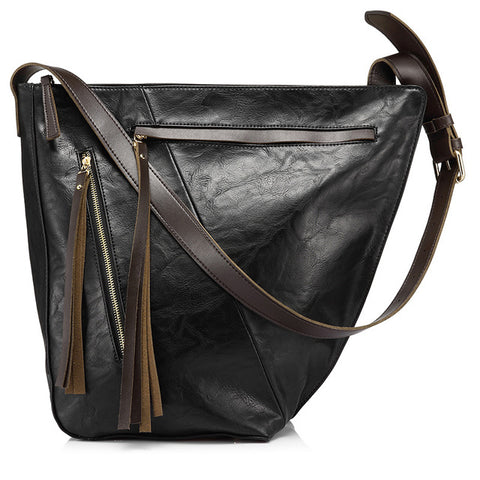 Arielle - Black - Shoulder Bag